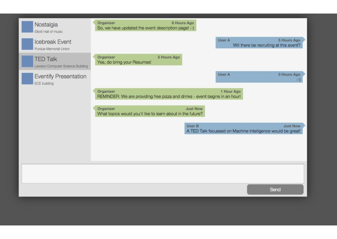 Eventify | Simplify event planning – screenshot 8