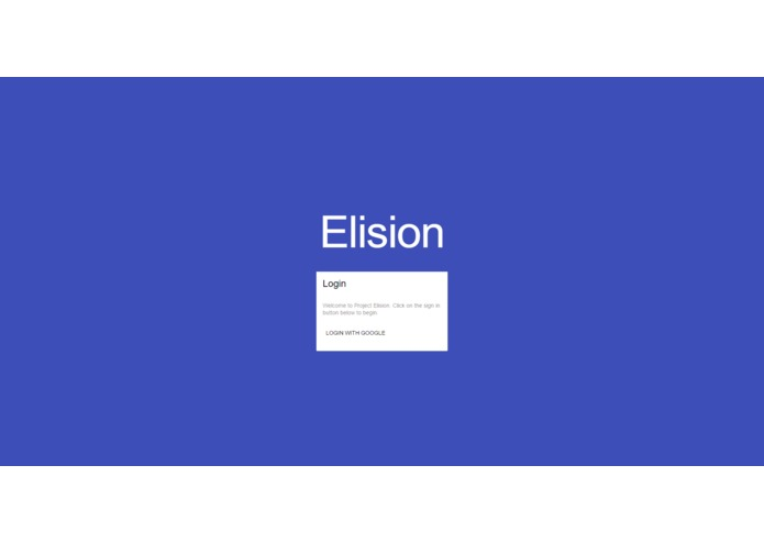 Elision – screenshot 1