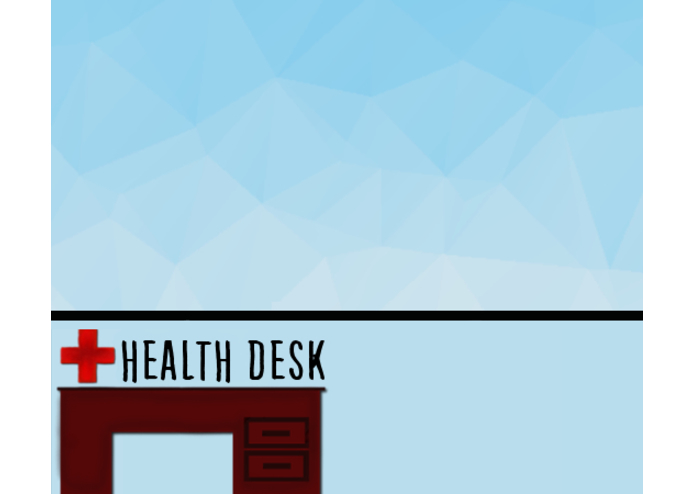 Health Desk – screenshot 1