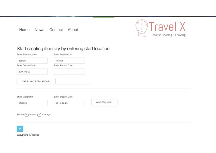 TravelX – screenshot 3