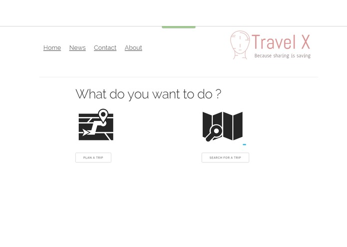 TravelX – screenshot 2