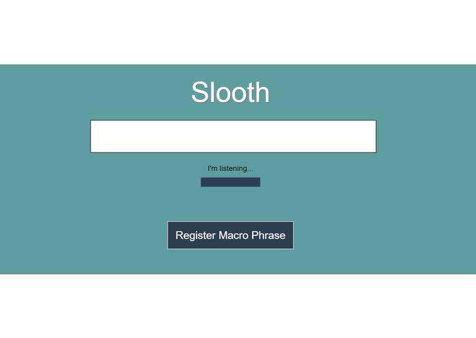 Slooth – screenshot 2