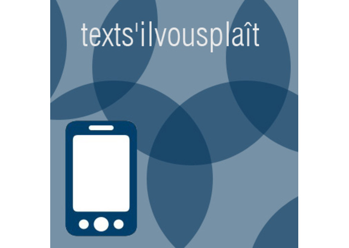 Textsilvousplait – screenshot 1
