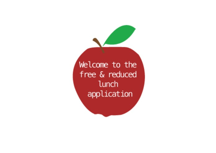 USDA Free and Reduced Lunch Application – screenshot 1