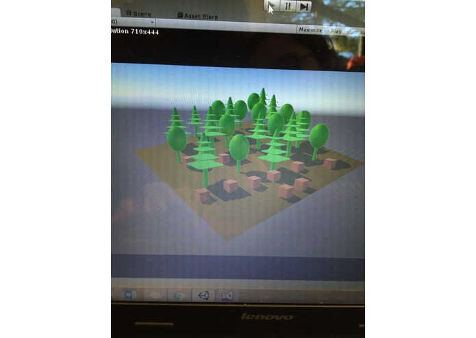 Forest Tycoon – screenshot 1