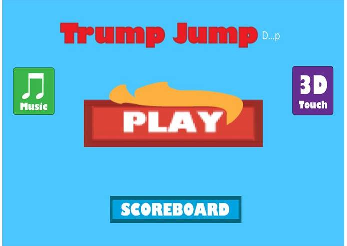 Trump Jump – screenshot 1