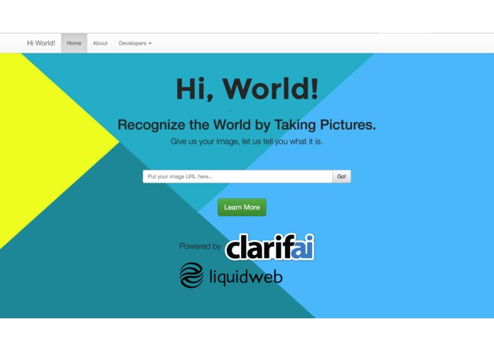 Hi World! – screenshot 1