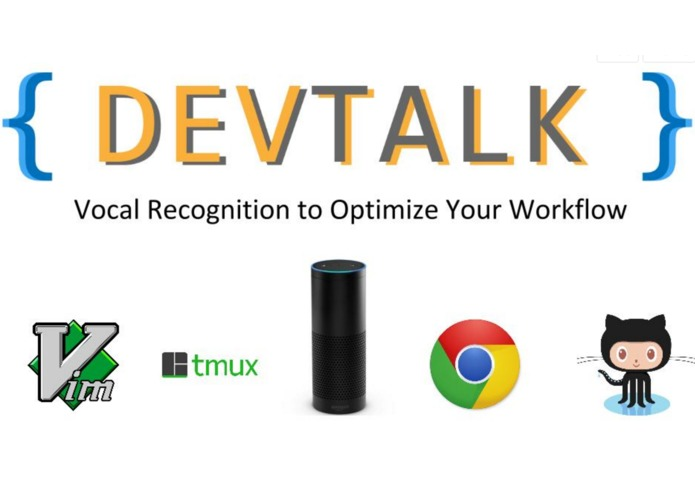 DevTalk – screenshot 1