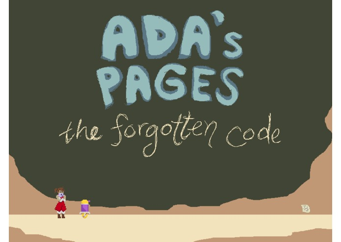 Ada's Pages: The Forgotten Code – screenshot 1