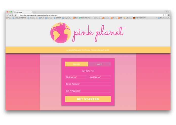 Pink Planet – screenshot 5