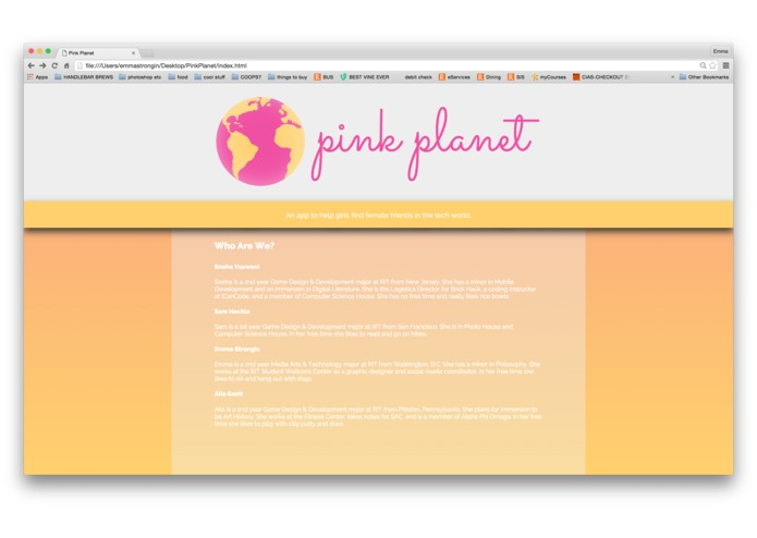 Pink Planet – screenshot 6