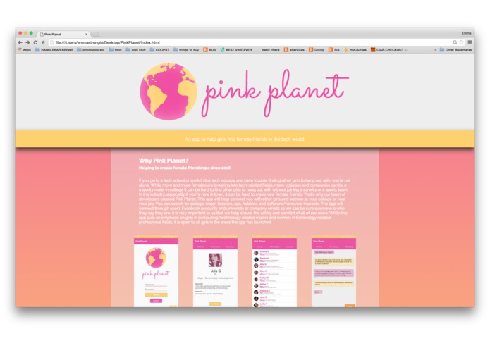 Pink Planet – screenshot 7