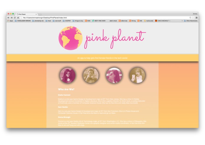 Pink Planet – screenshot 8