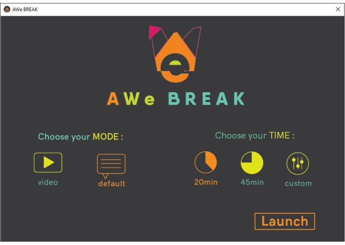 AWe BREAK – screenshot 4