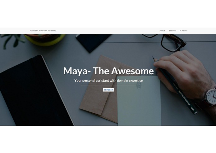Maya-TheAwesome – screenshot 1