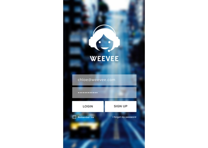 WeeVee – screenshot 2