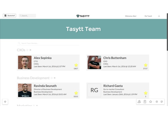 Tasytt – screenshot 3
