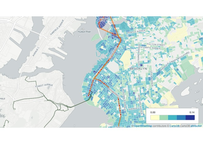 Increase Staten Island - Brooklyn bus efficiency | Devpost on m60 bus map, s59 bus map, s89 bus map, s55 bus map, s66 bus map, s78 bus map, s62 bus map, s44 bus map, s52 bus map, mta bus map,