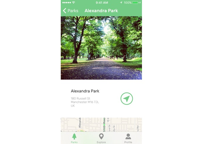 Park Painter – screenshot 3