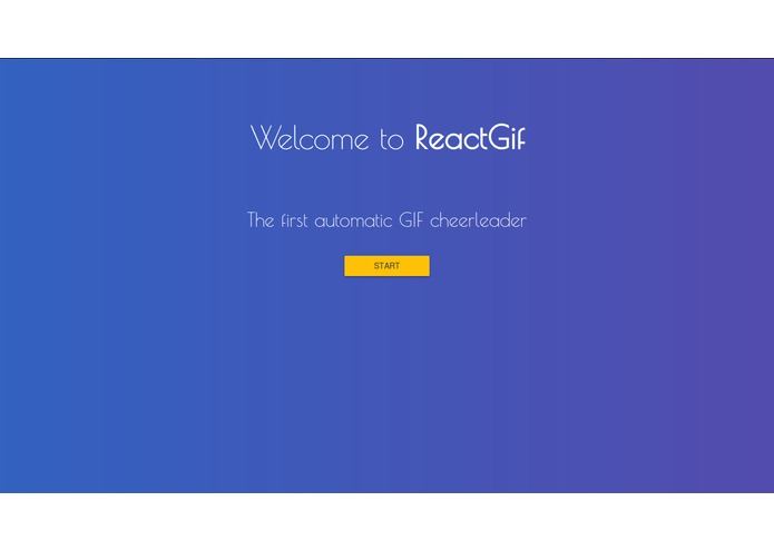 ReactGif – screenshot 1