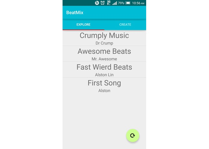 BeatMix – screenshot 4