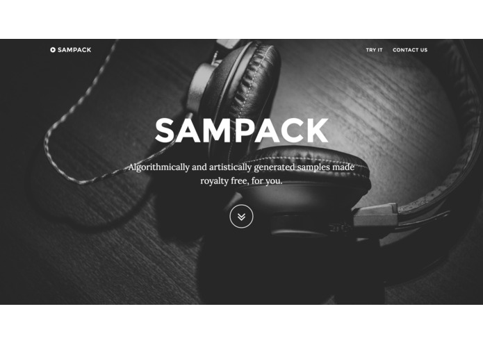 SamPack – screenshot 1