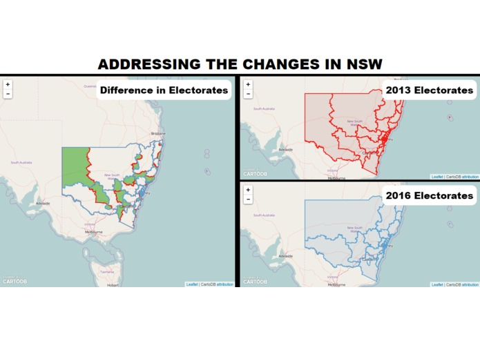 Addressing the Changes in NSW – screenshot 2