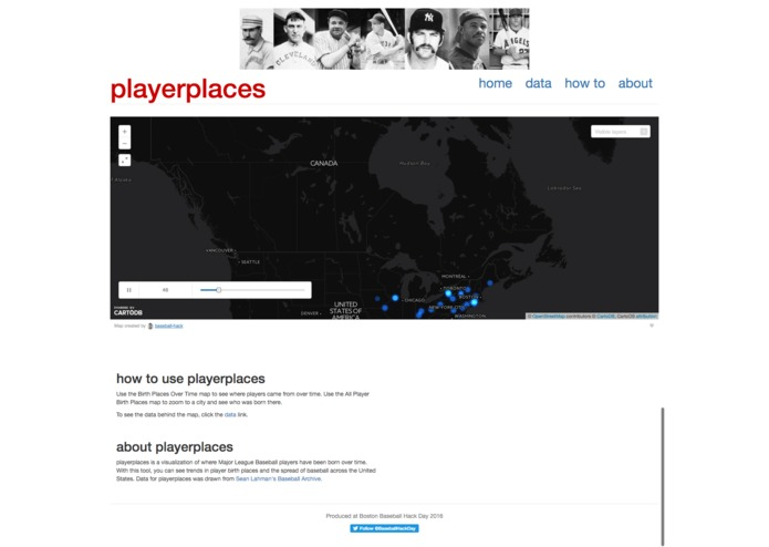 playerplaces - America's Game? – screenshot 1