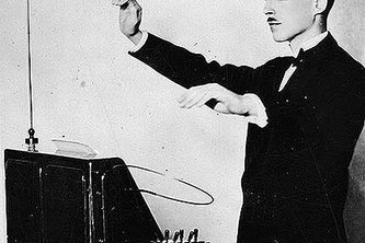 Pebble Theremin