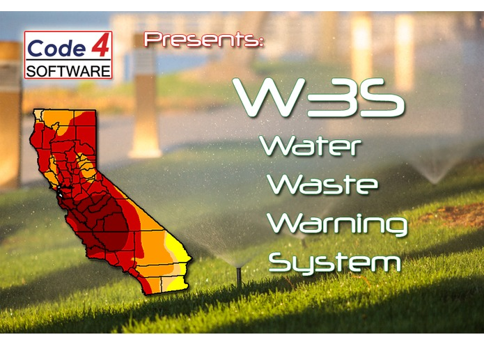 W3S - Water Waste Warning System – screenshot 1