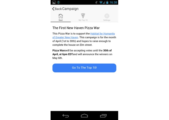 Pizza Wars – screenshot 3