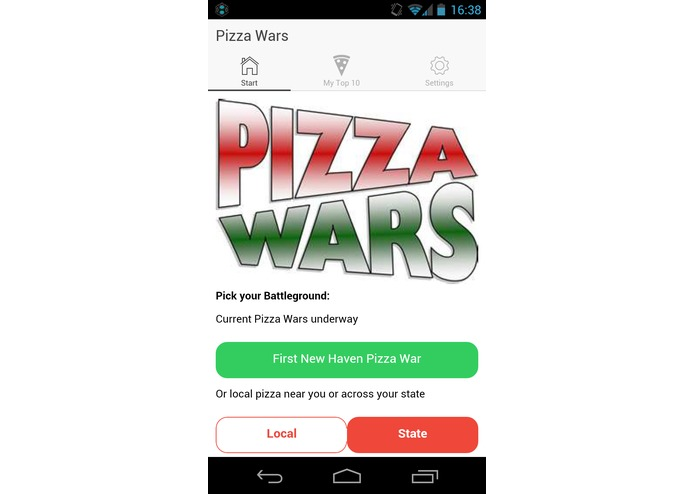 Pizza Wars – screenshot 2