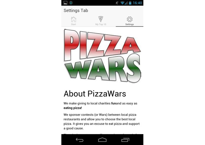 Pizza Wars – screenshot 12