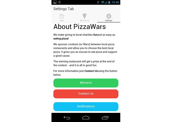 Pizza Wars – screenshot 13