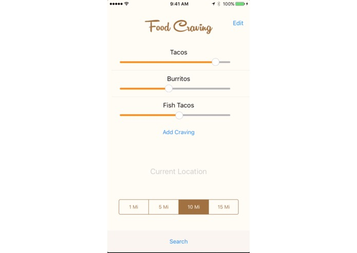 Food-Craving – screenshot 1