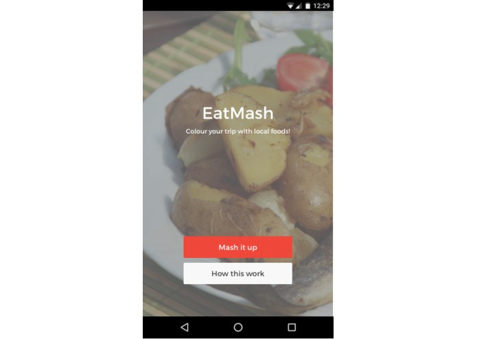 EatMash – screenshot 1