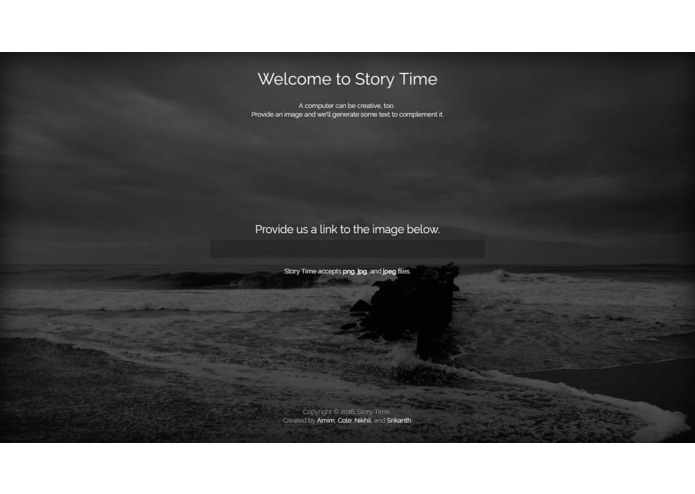 Story Time – screenshot 1