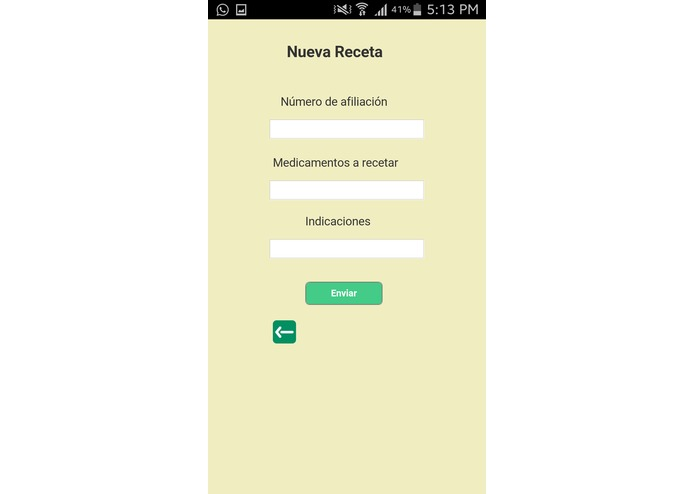 MEDICAPP – screenshot 6