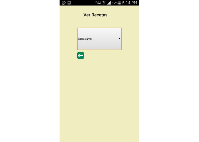 MEDICAPP – screenshot 7