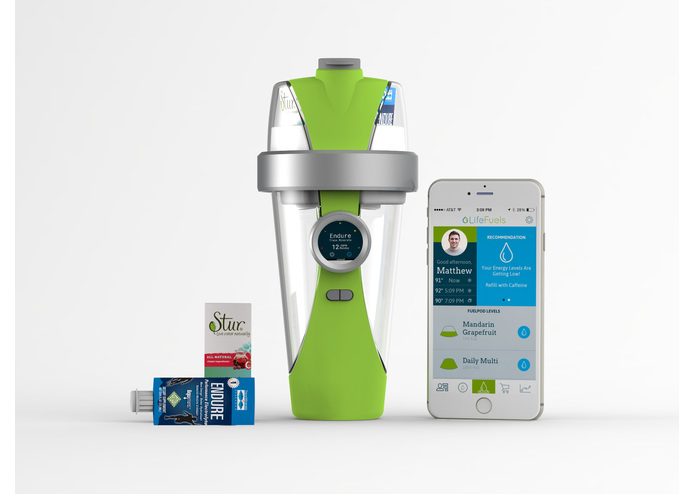 LifeFuels Smart Nutrition Bottle – screenshot 1