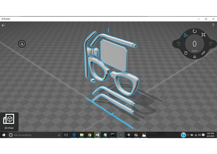 SnapGlasses – screenshot 1
