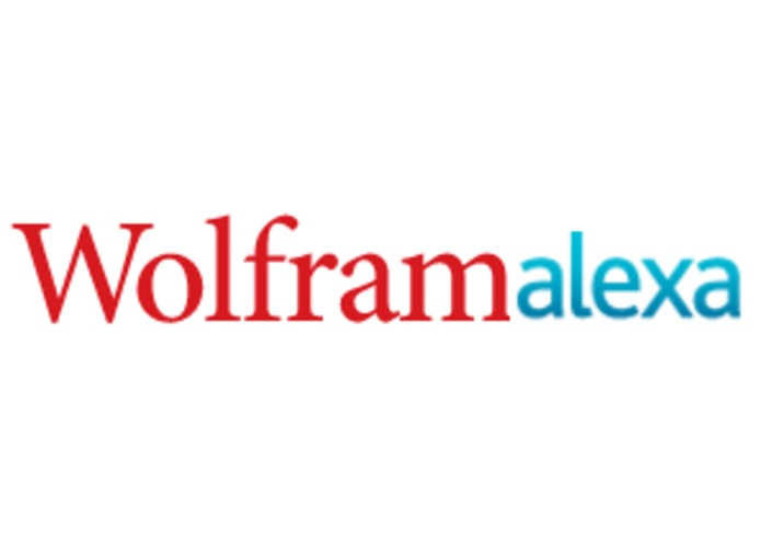 Wolfram Alexa – screenshot 1