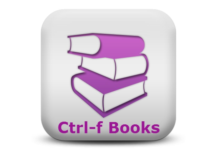 Ctrl-f Books – screenshot 5