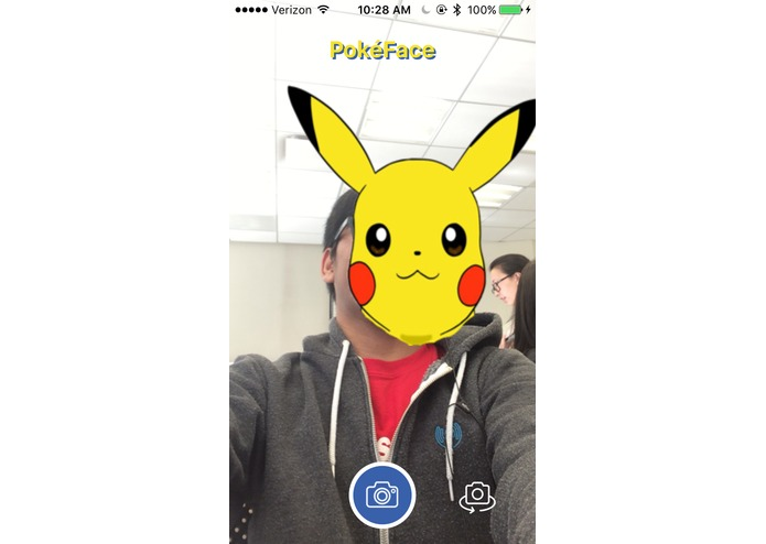 PokéFace – screenshot 2