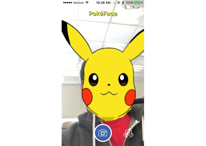 PokéFace – screenshot 3