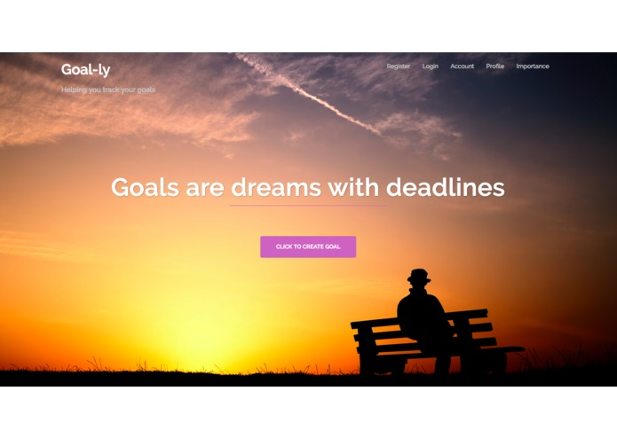 Goal-ly – screenshot 1