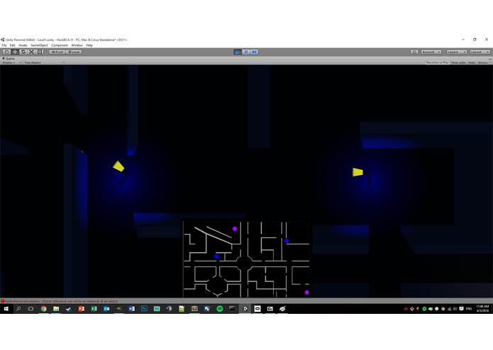 Hacker Heist – screenshot 3