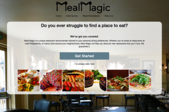 applying multicriteria algorithms to restaurant recommendation Top machine learning algorithms are making to get more accurate restaurant recommendation applying a logistic regression algorithm will consider this.