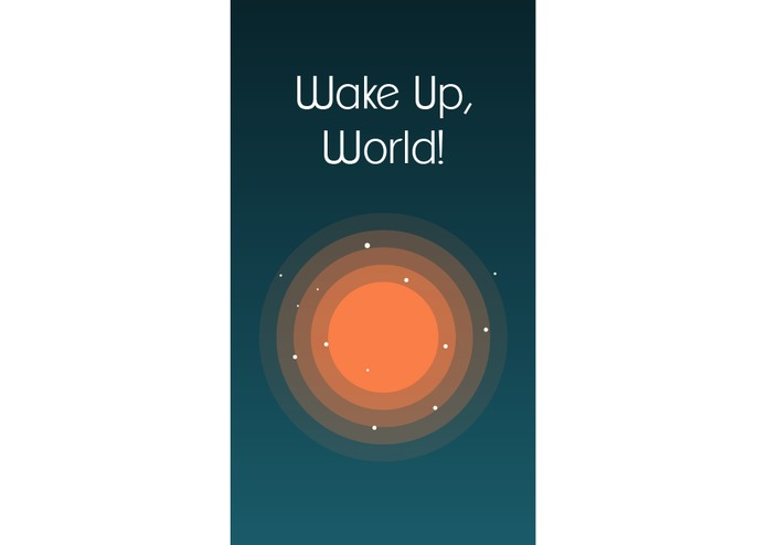 Wake Up, World – screenshot 1