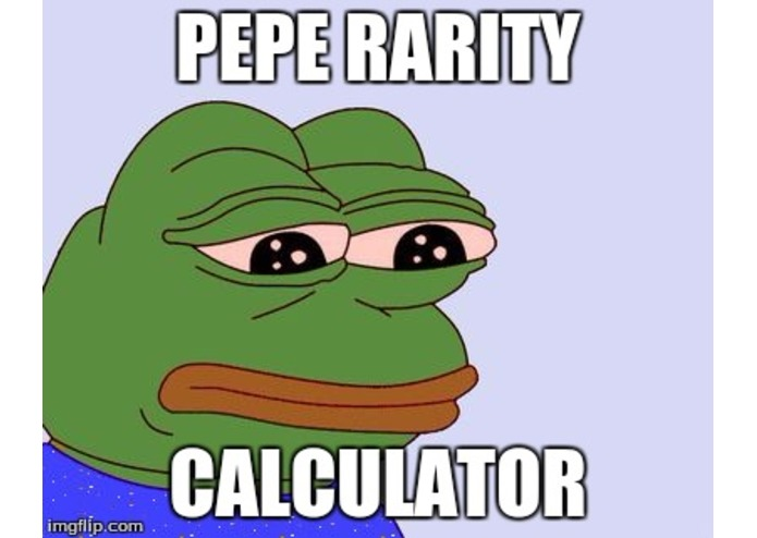 Pepe Rarity Calculator – screenshot 1